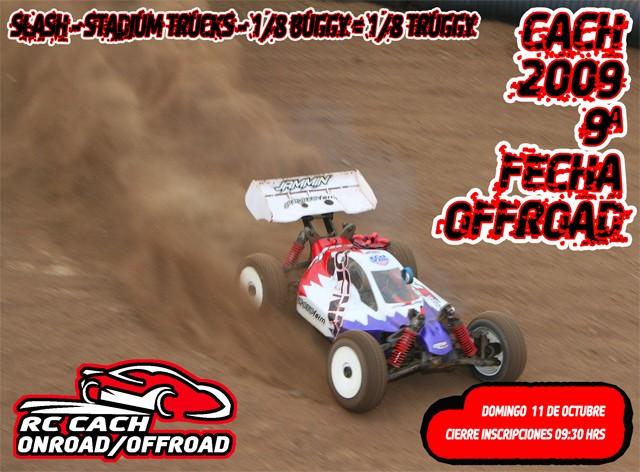 9a Fecha Offroad CACH 2009 9aoff210