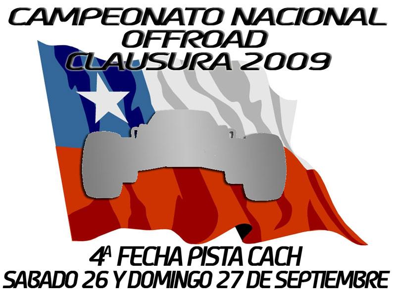 4a Fecha Nacional Clausura Offroad 2009 PISTA CACH Nacion11