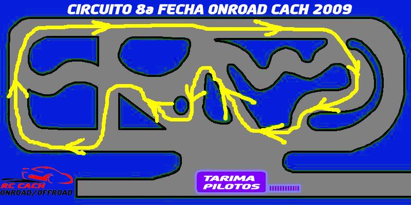 8a FECHA ONROAD CACH 2009 Pista810