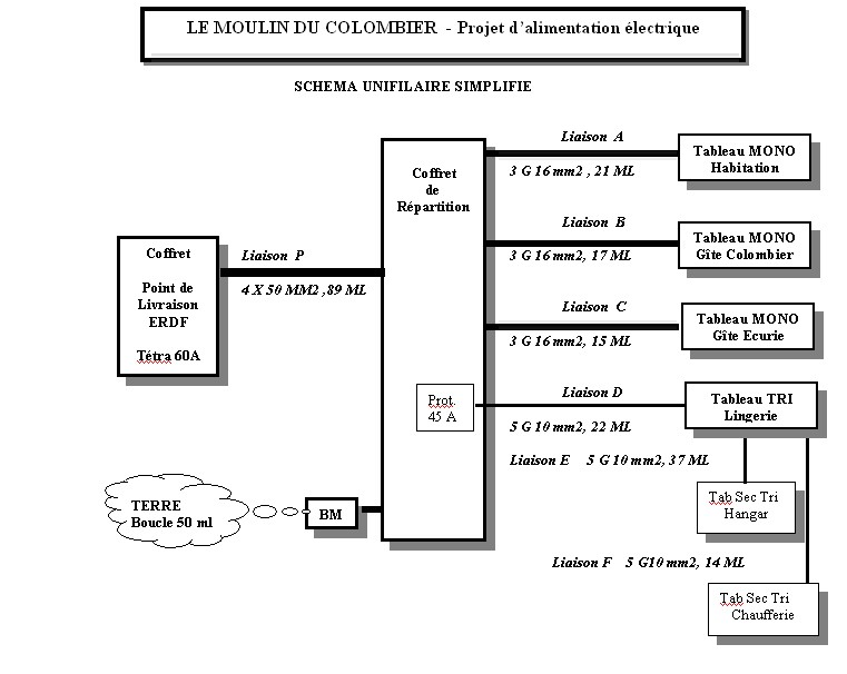 distribution électrique habitation complexe Captur10
