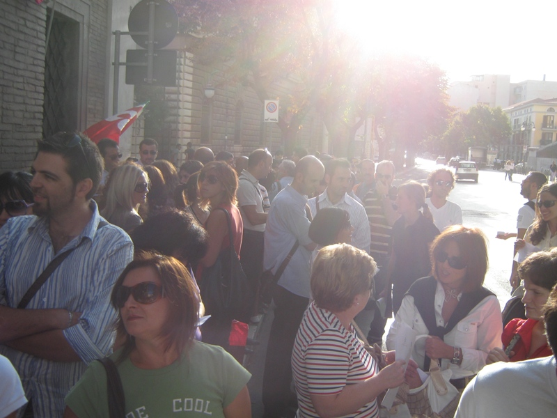PUGLIA Resoconto iniziative 2009 Folla10