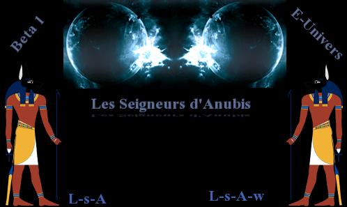 Les Seigneurs d'Anubis