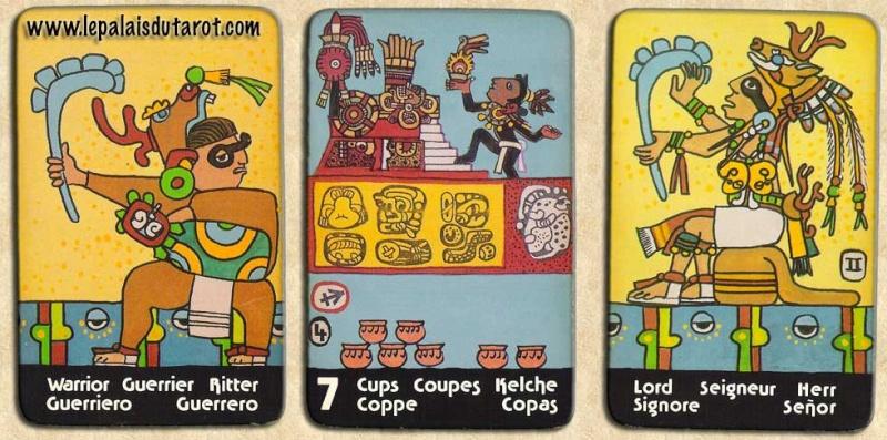 Le Tarot Maya Xultun Xultun10