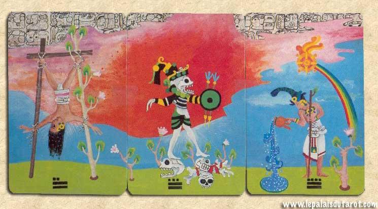 Le Tarot Maya Xultun Xultun11