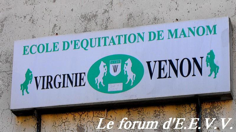 Ecole d'Equitation Virginie Venon
