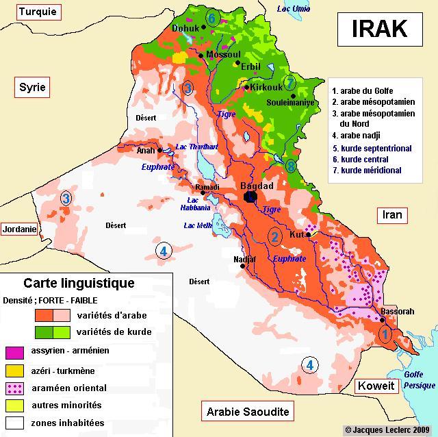Cartographie Iraq10