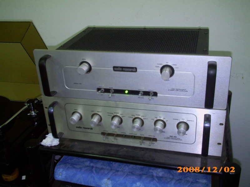 Audio Research SP10 tube preamp (Used) SOLD Img_0112
