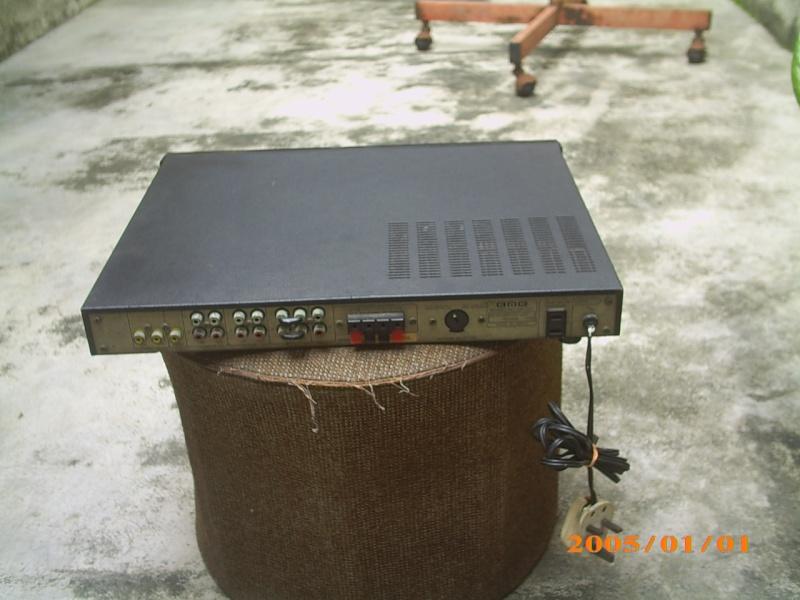 BMB DA-220 karaoke amp (Used)SOLD Img_0435