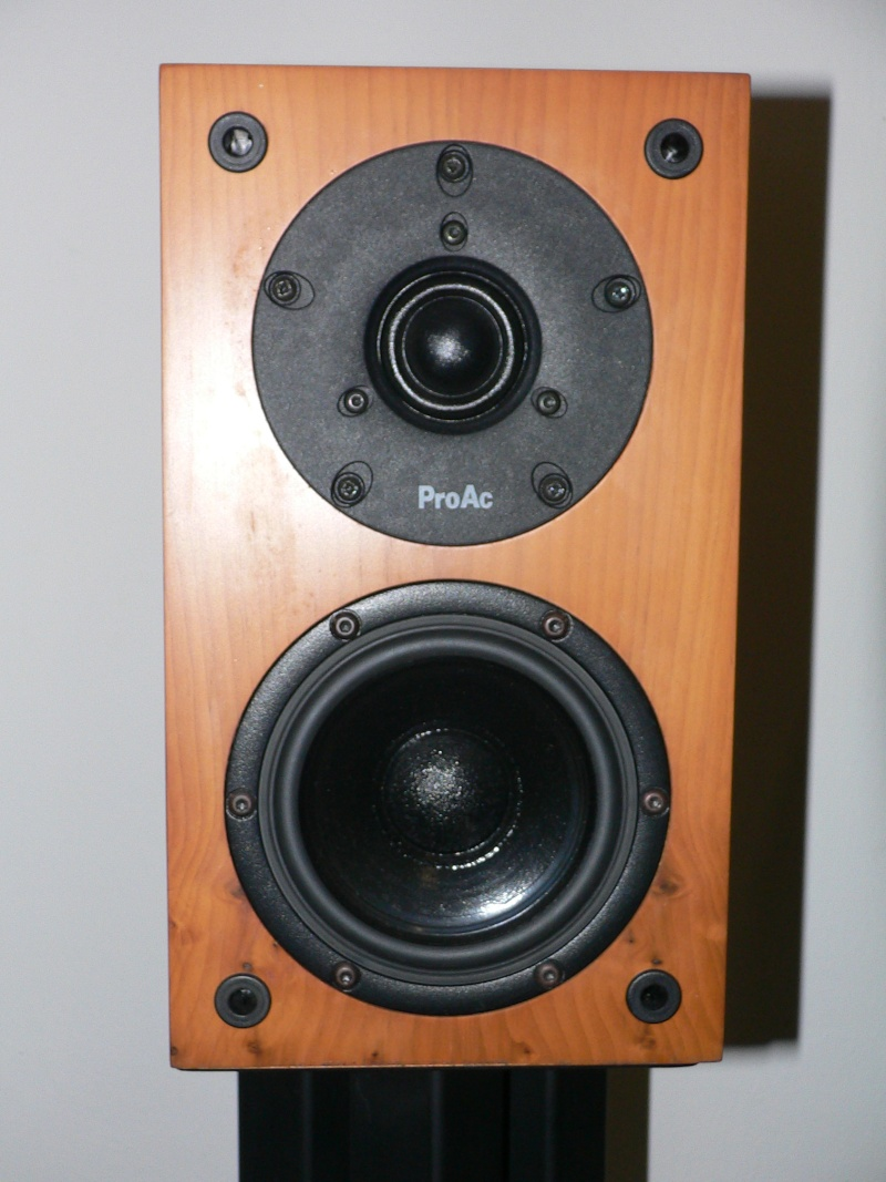 ProAc Tablette Ref 8 speakers & Siltech London speaker cables (Used) P1090122