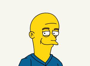 Faça um avatar de você mesmo estilo mangá e estilo South Park e estilo Simpsons ^^ 22-04-13