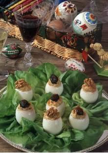 Recettes de cuisines dauphinoises Oeufs-10