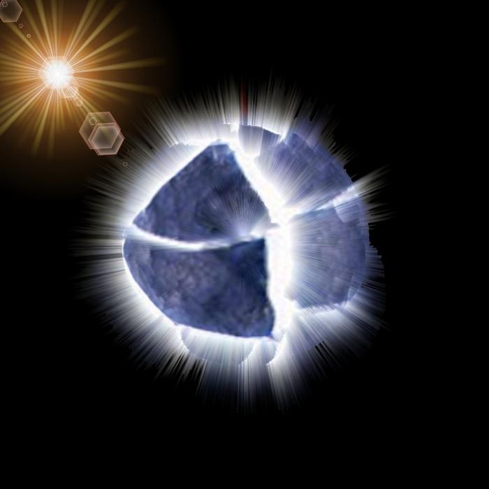 Exploding Planets Splitt10