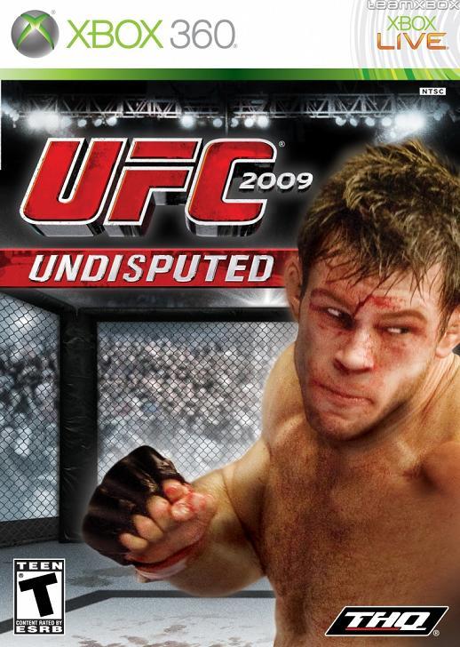 UFC: Undisputed Cover Art Released!!! 12372410