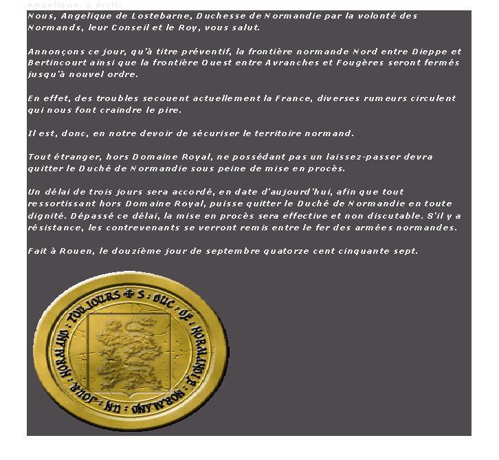 Conseil ducal Annonc11