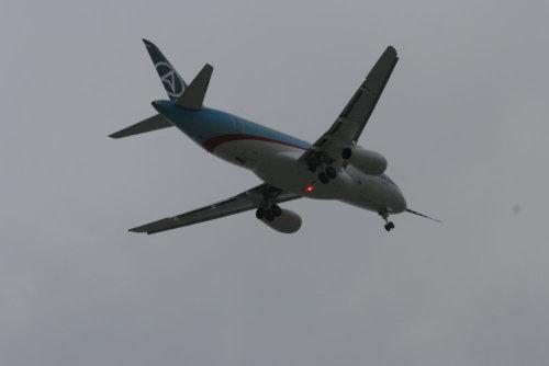 Sukhoi Superjet 100 Sukhoi10