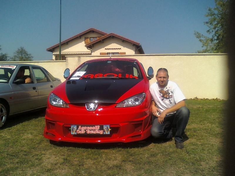 Meeting de l'Evo Simpl' Car à Montrond Les Bains 01012