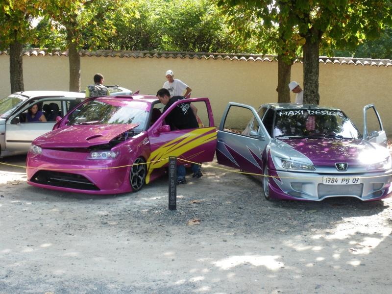 Meeting de l'Evo Simpl' Car à Montrond Les Bains 06811