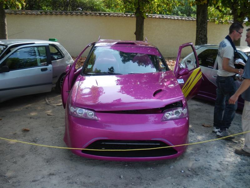 Meeting de l'Evo Simpl' Car à Montrond Les Bains 07111