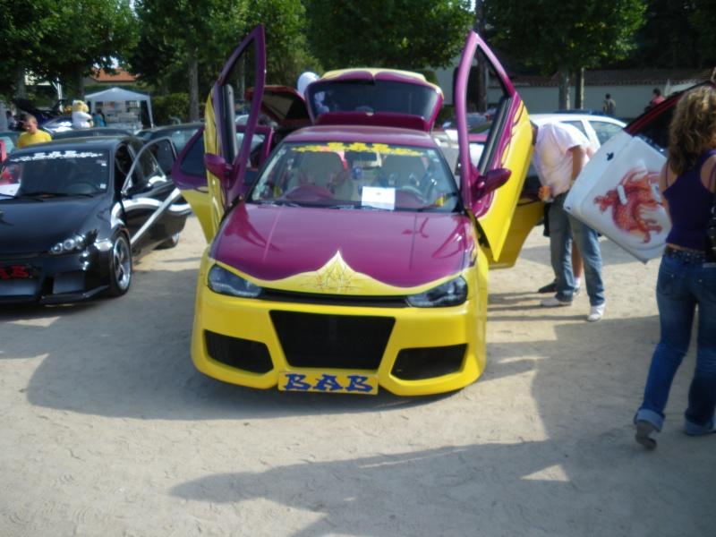 Meeting de l'Evo Simpl' Car à Montrond Les Bains 07210