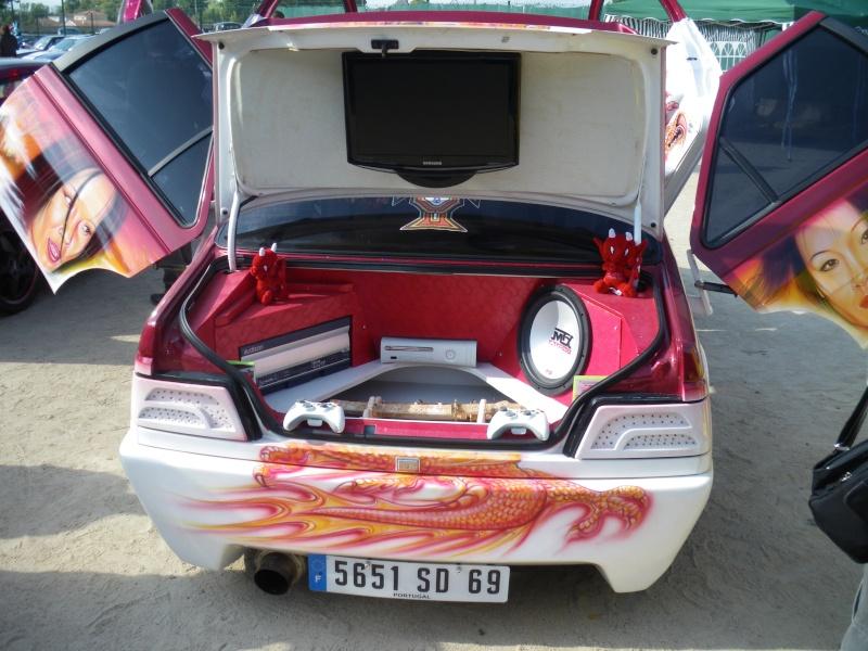 Meeting de l'Evo Simpl' Car à Montrond Les Bains 07410