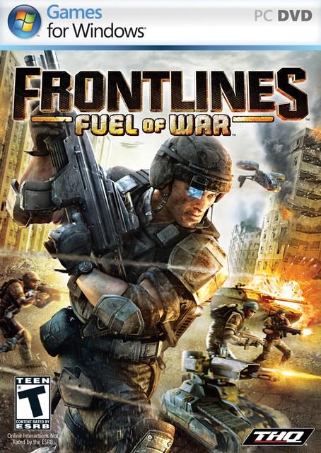 Frontlines Fuel of War 93261410