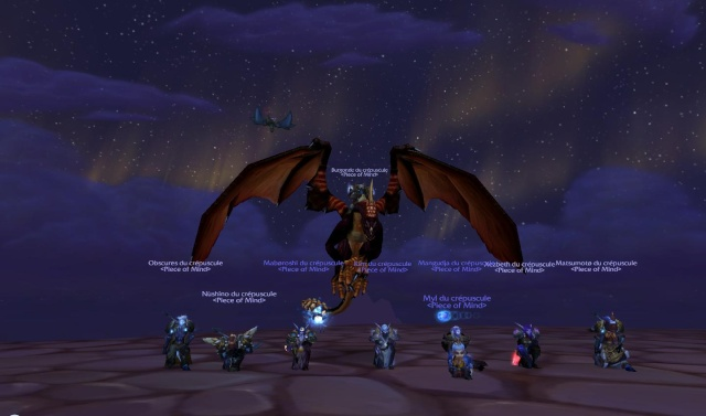 Down WotLK 3.0 Sartha11
