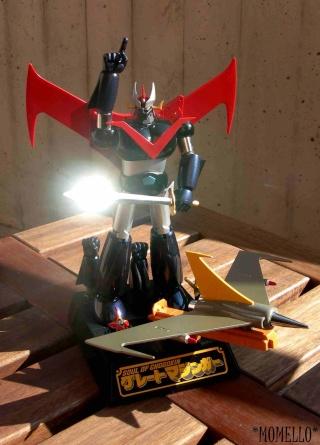 Great Mazinger GX-02 BANDAI Soul of Chogokin Dscn3437