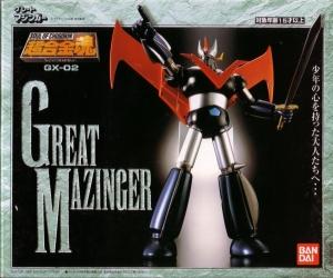 Great Mazinger GX-02 BANDAI Soul of Chogokin Gx02fr10