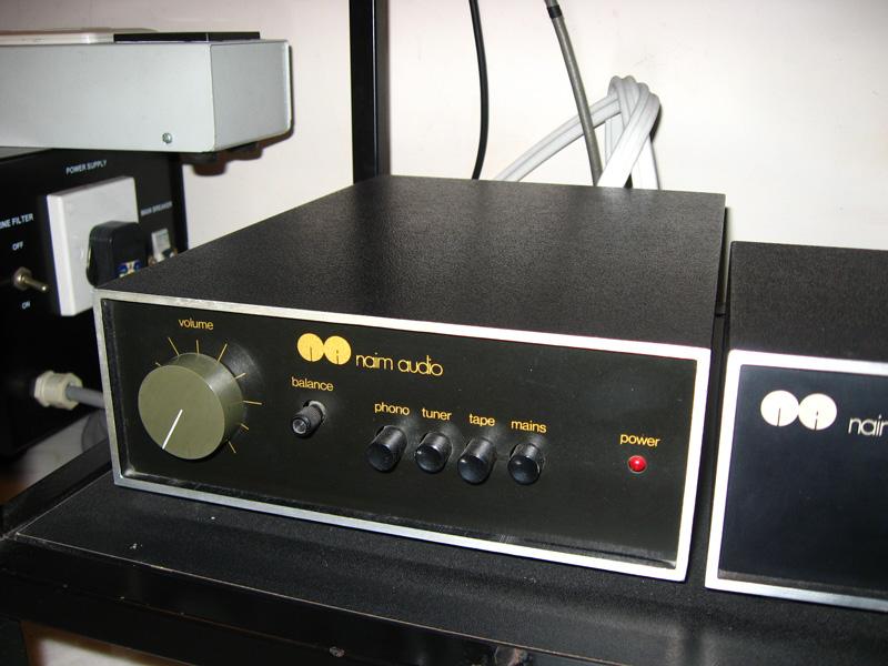 UPDATED: Naim Nait 1 integrated amp (SOLD) Img_2910