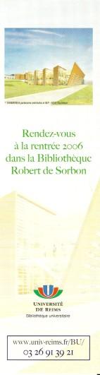 Bibliothèques et médiathèques de Reims Numa1440
