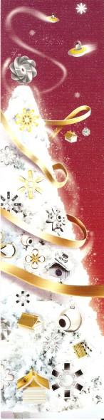 Joyeuses Fêtes en Marque Pages Numa1641