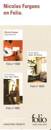 Folio éditions Numa1756