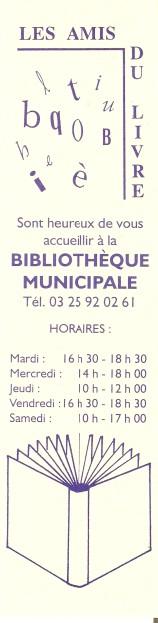 Bibliothèques et médiathèques de Reims Numa2120