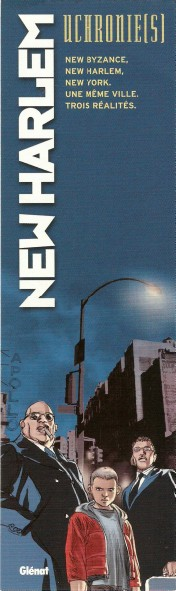 Glénat éditions Numa2602