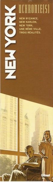 Glénat éditions Numa2603