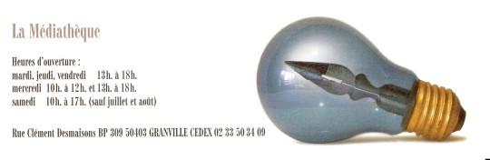 Médiathèque de Granville (50) Numa3098