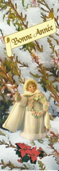 Joyeuses Fêtes en Marque Pages Numa3240