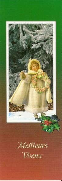 Joyeuses Fêtes en Marque Pages Numa3241