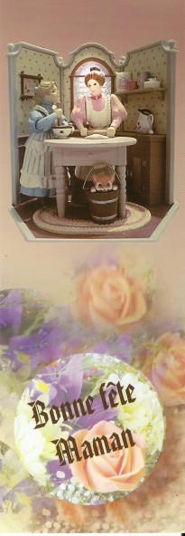 Joyeuses Fêtes en Marque Pages Numa3243