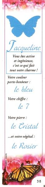 Prénoms en marque pages Numa3461
