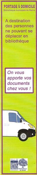Bibliothèques et médiathèques de Reims Numa4035