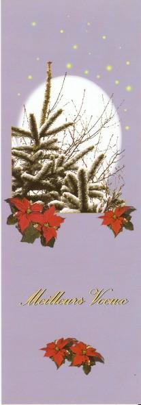 Joyeuses Fêtes en Marque Pages Numa4936