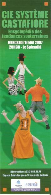 Danse en marque pages - Page 2 Numar107