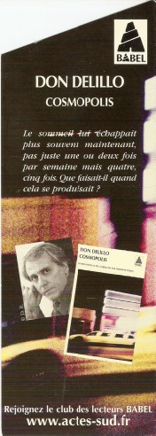 Actes Sud éditions Numar187