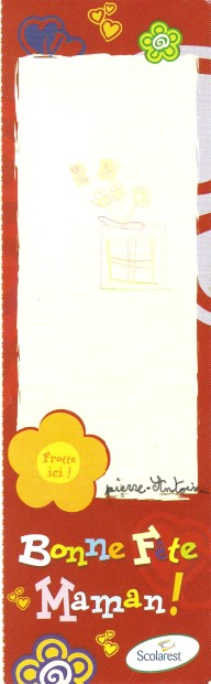 Joyeuses Fêtes en Marque Pages Numar326