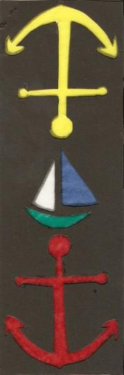 la mer et les marins Numar822