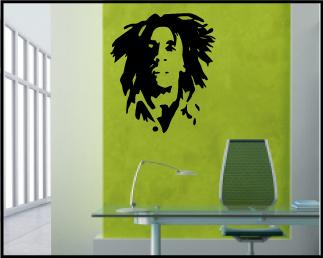 décoration chambre ado avec couleurs Bob Marley Bob-me10