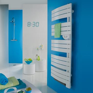 Exceptionnel Best Salle De Bain Vert Anis Et Bleu Turquoise Photos   House Design .