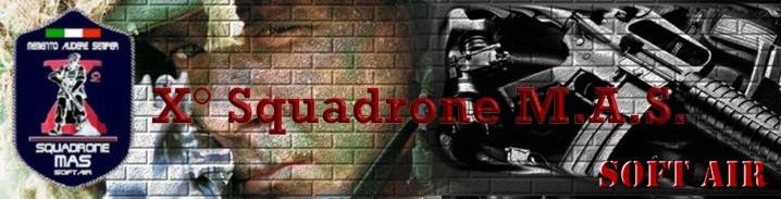 Decimo Squadrone M.A.S.  Softair