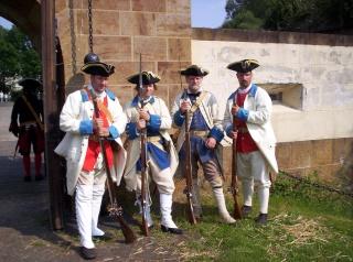Les armées sous Louis XV, guerre de Sept Ans, reconstitution 100_2110